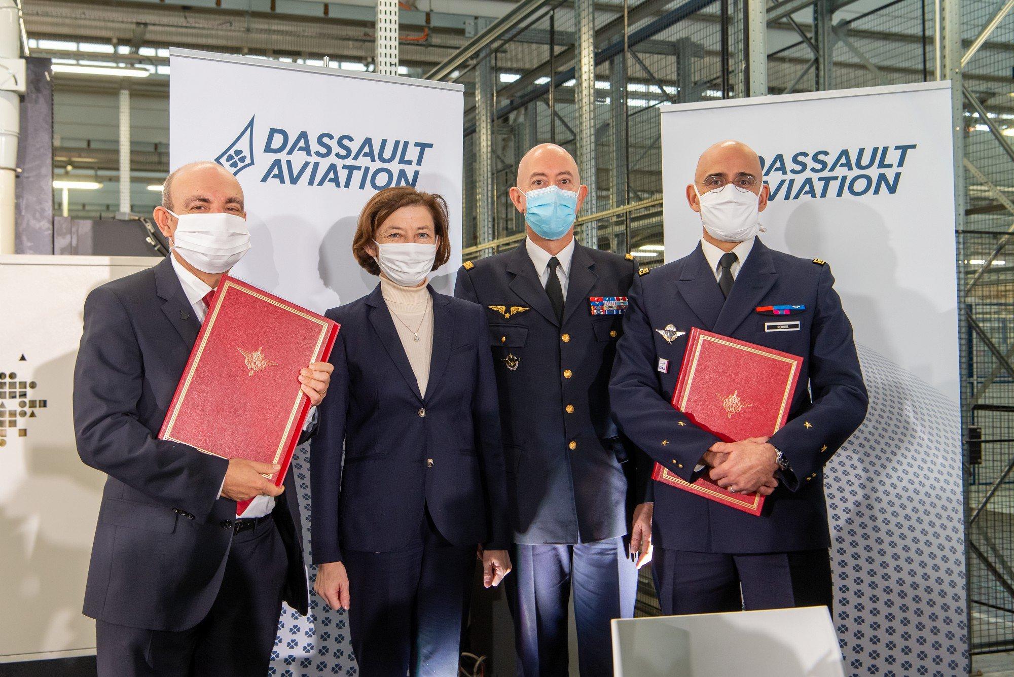 France Rafale Procurement [Dassault Aviation/S. Randé]