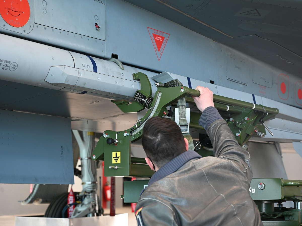 Luftwaffe EF-2000 Meteor [Bundeswehr/Florian Herrmann]