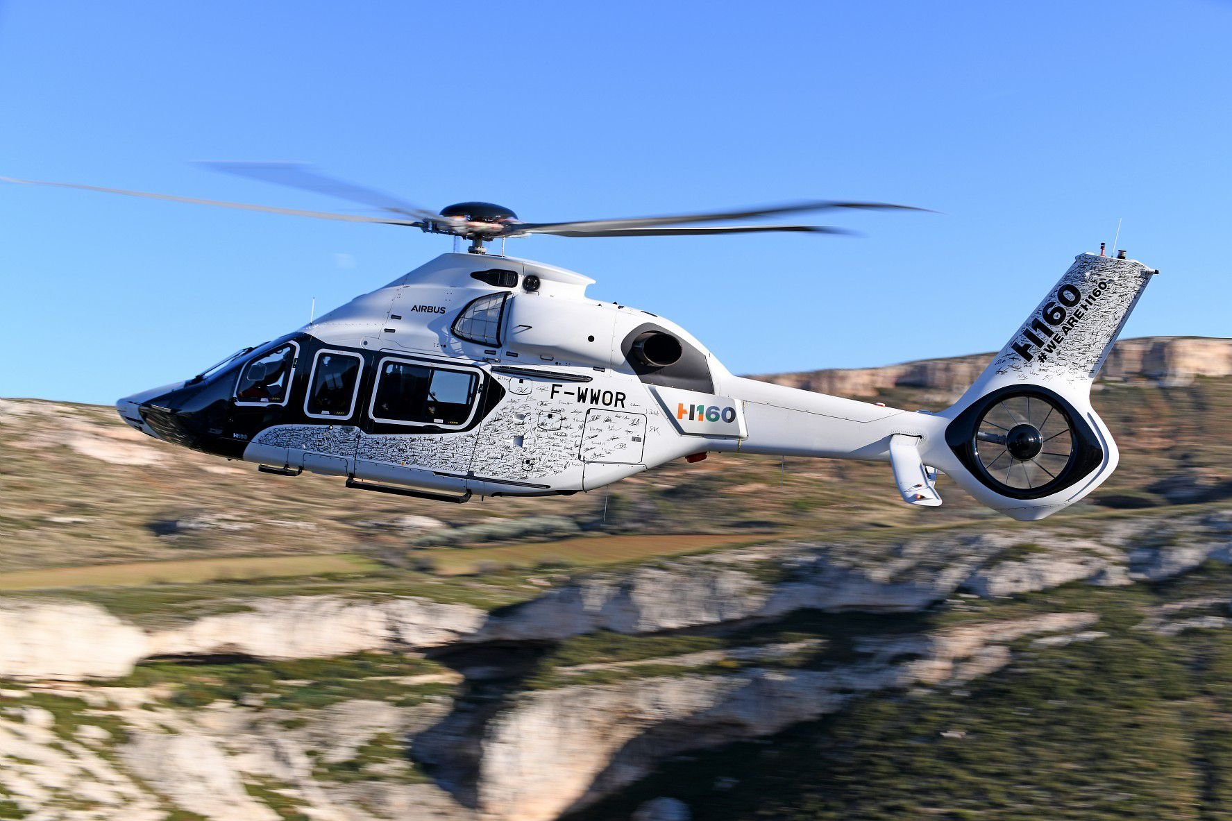H160 [Airbus Helicopters/Anthony Pecchi]