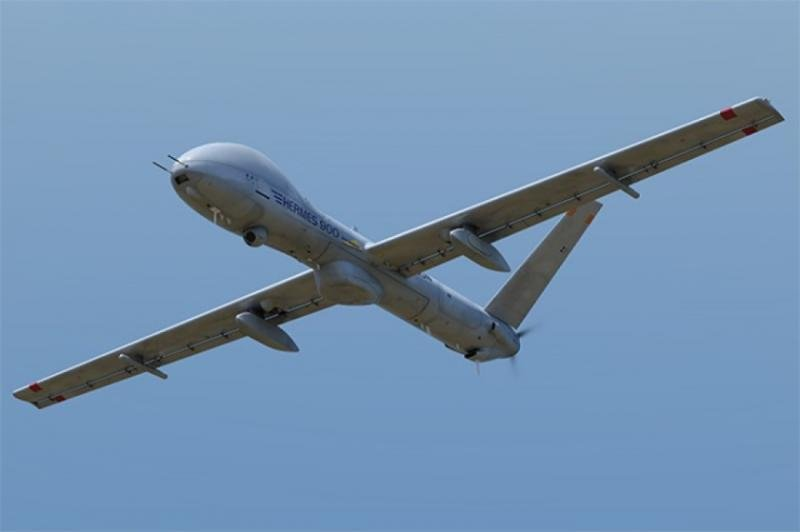 Hermes 900 [Elbit Systems]
