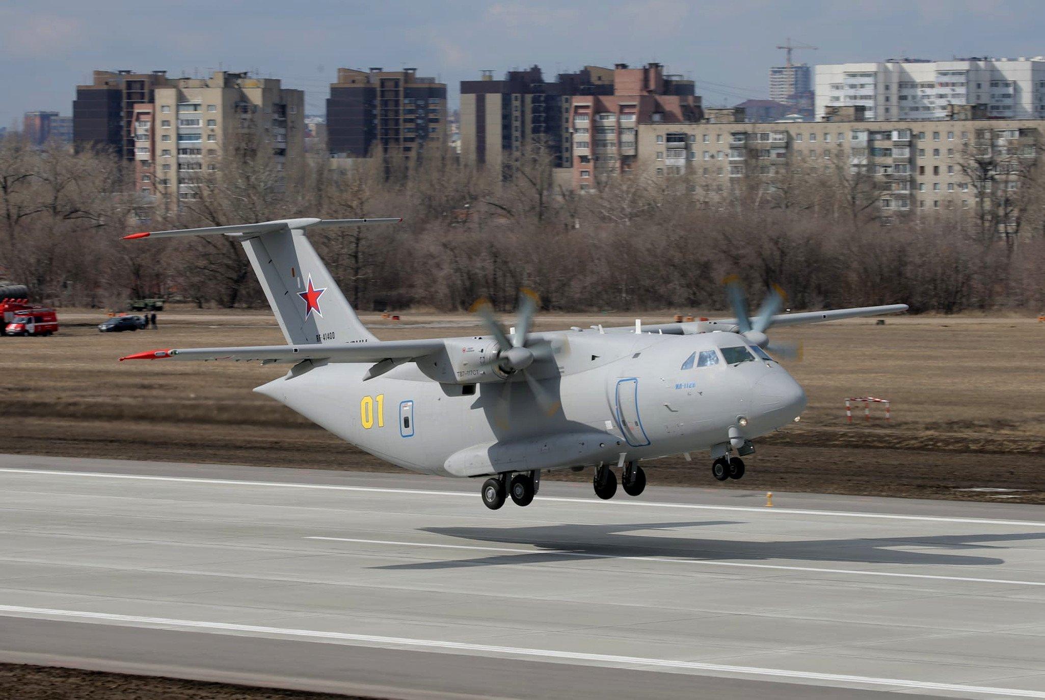Ilyushin Il-112V [UAC]