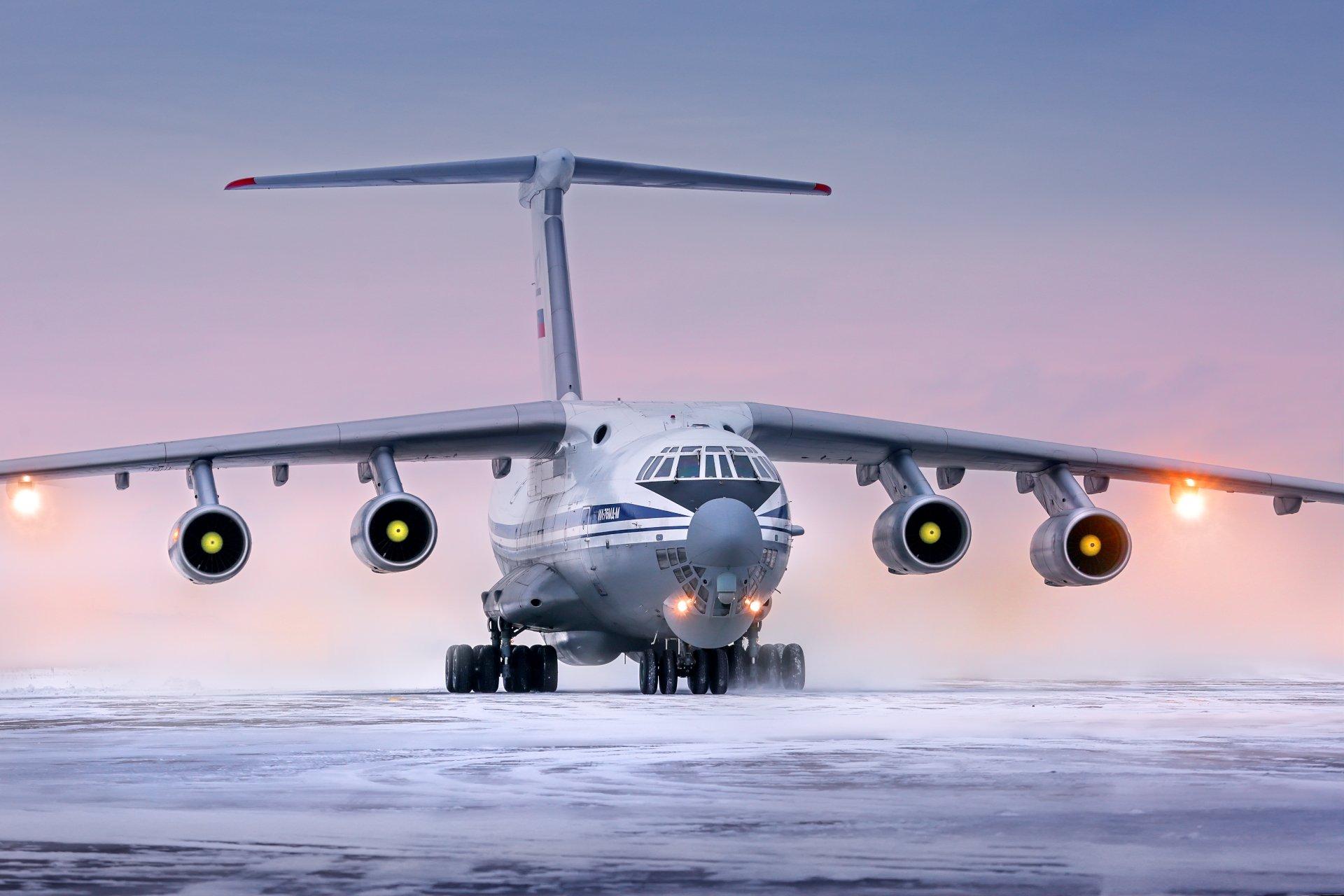Il-76MD-M [UAC]