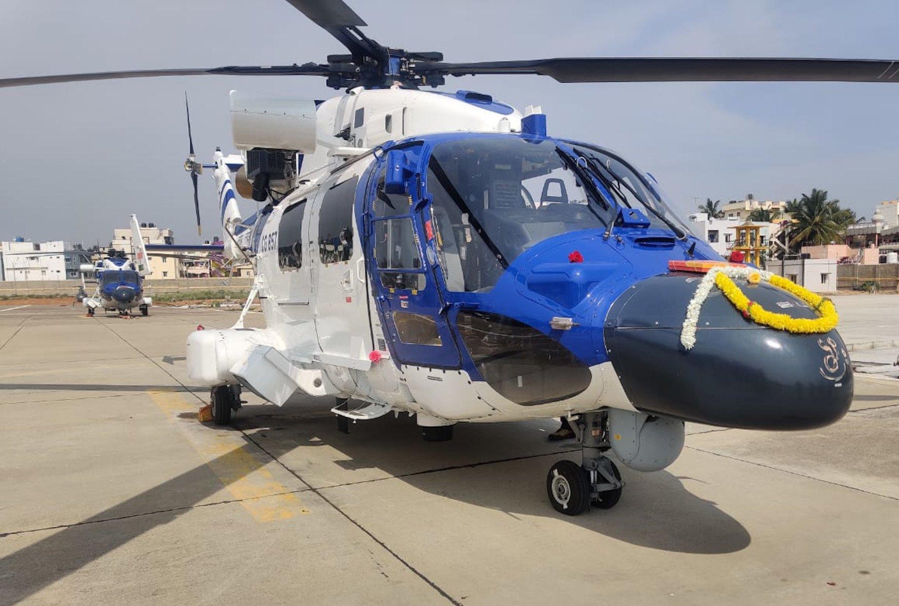 Dhruv Mk III [Indian Coast Guard]