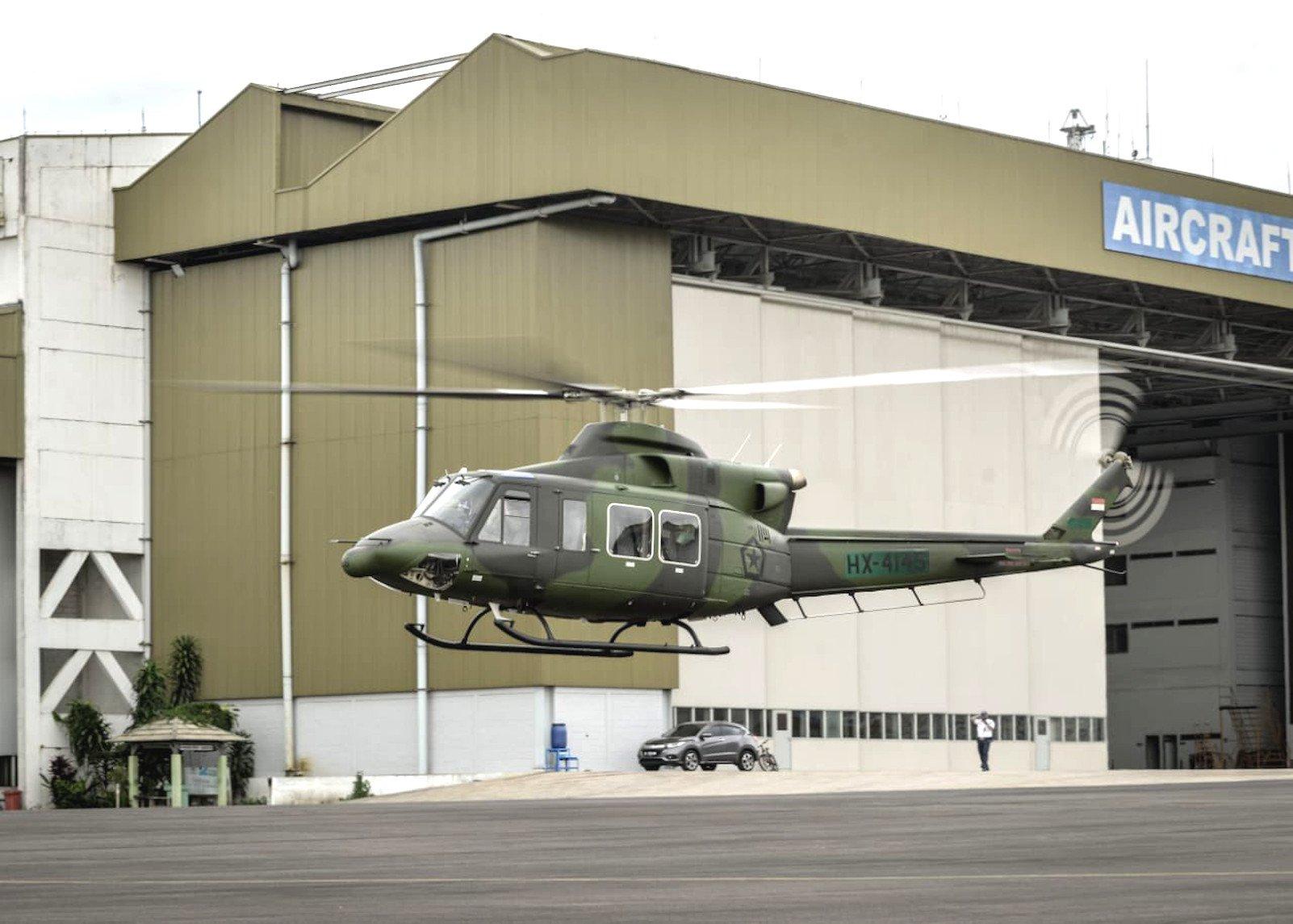 Indonesian Bell 412EPi [PTDI]