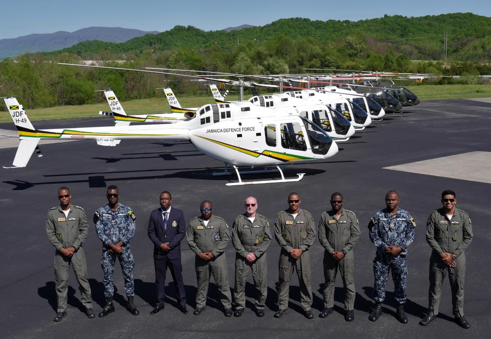 Jamaican Bell 505s [Bell]