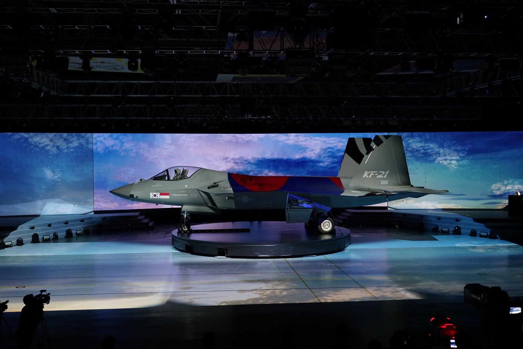 KF-21 Boramae [DAPA]