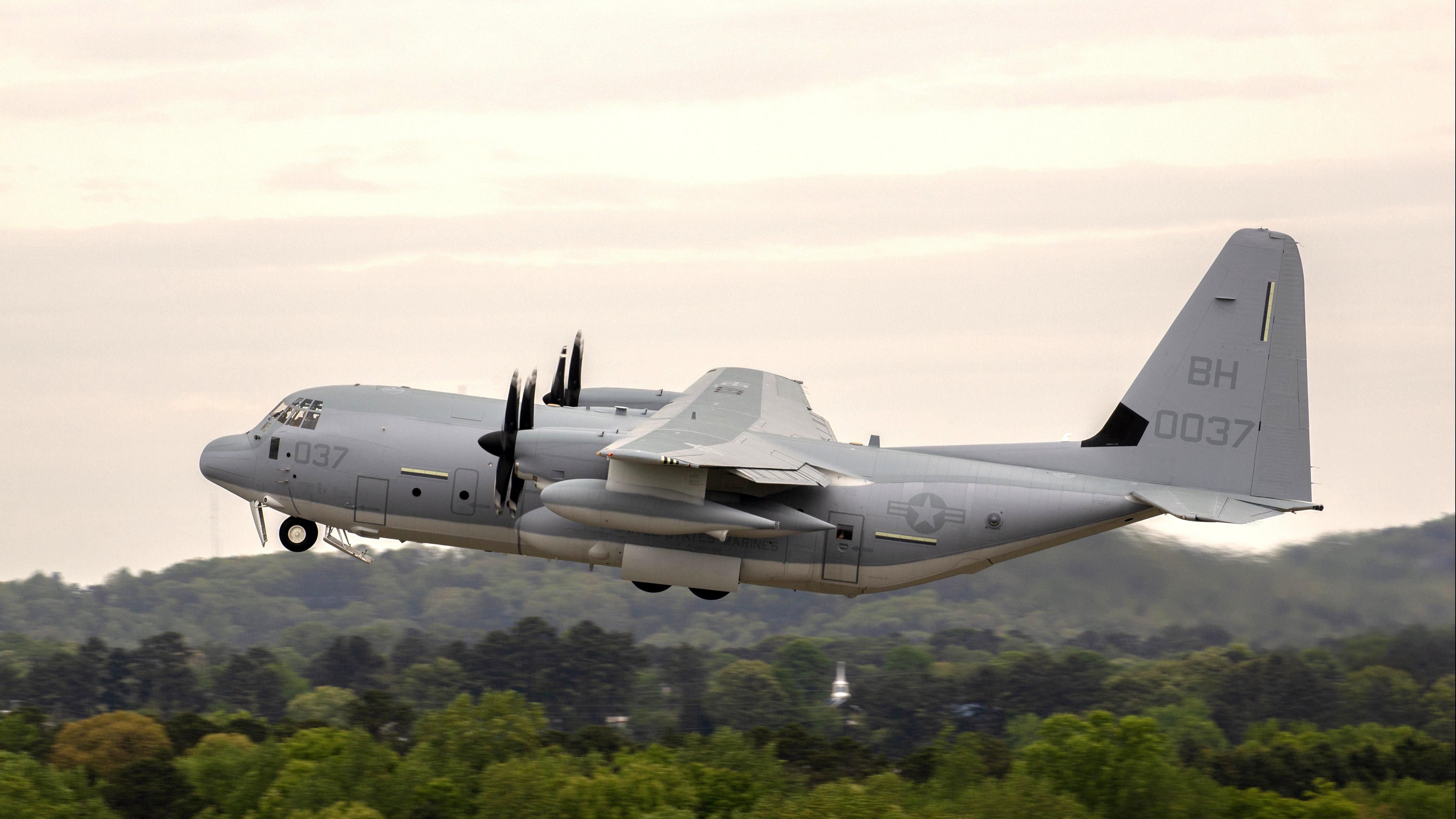 KC-130J [US Navy]