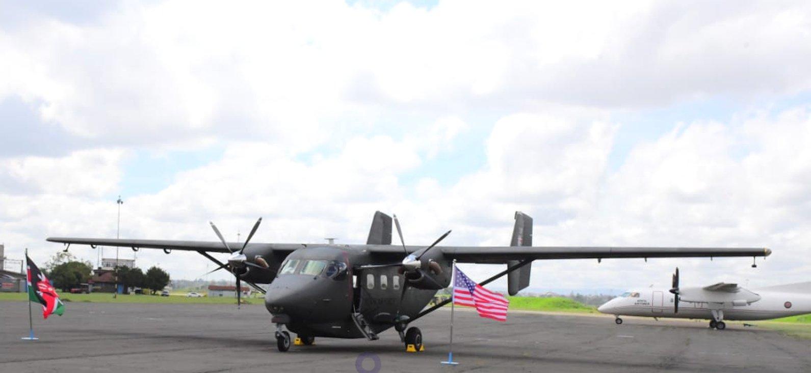 Kenya AF C-145A [KDF]