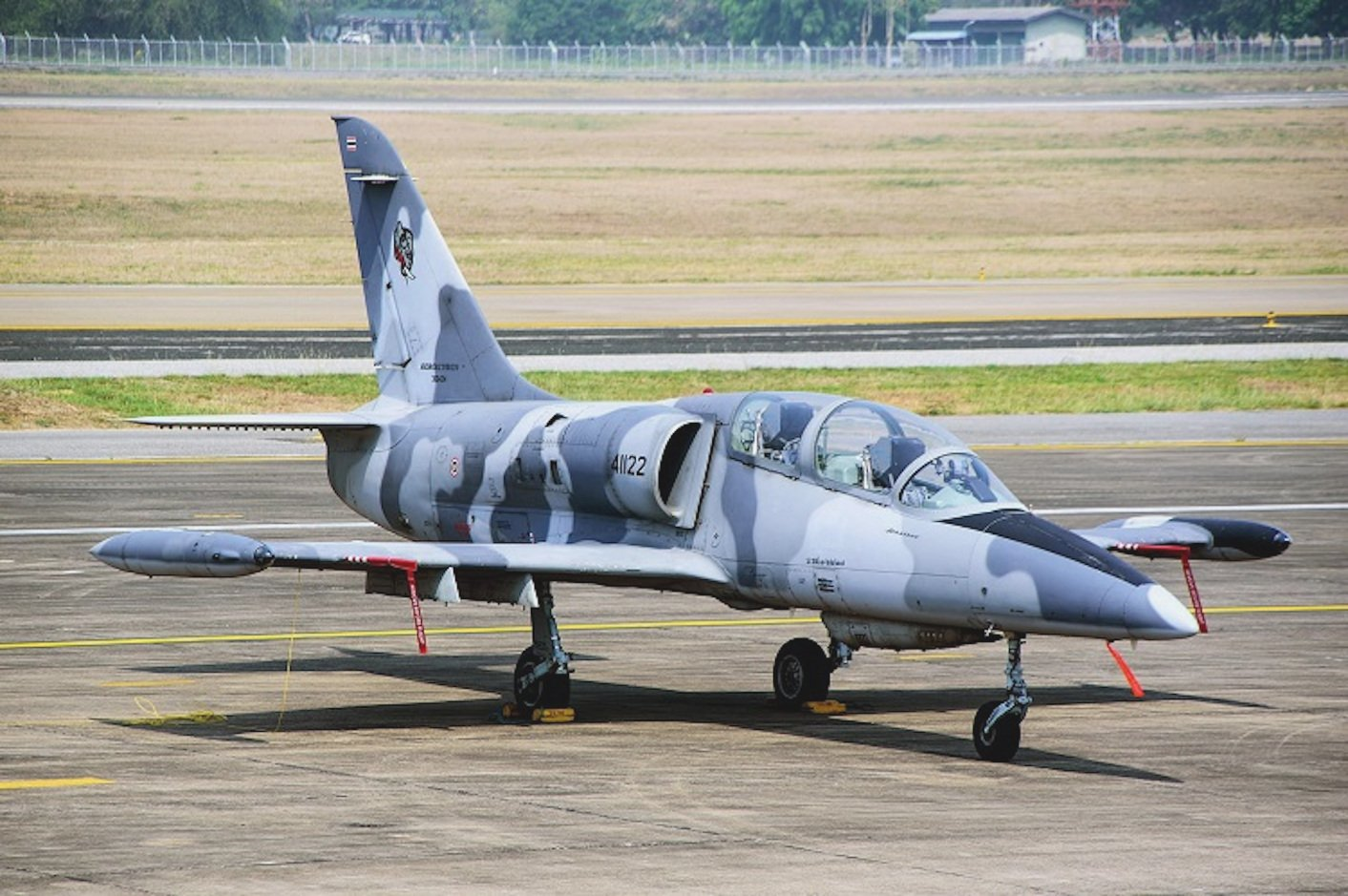 L-39ZA/ART Albatros [Royal Thai Air Force]