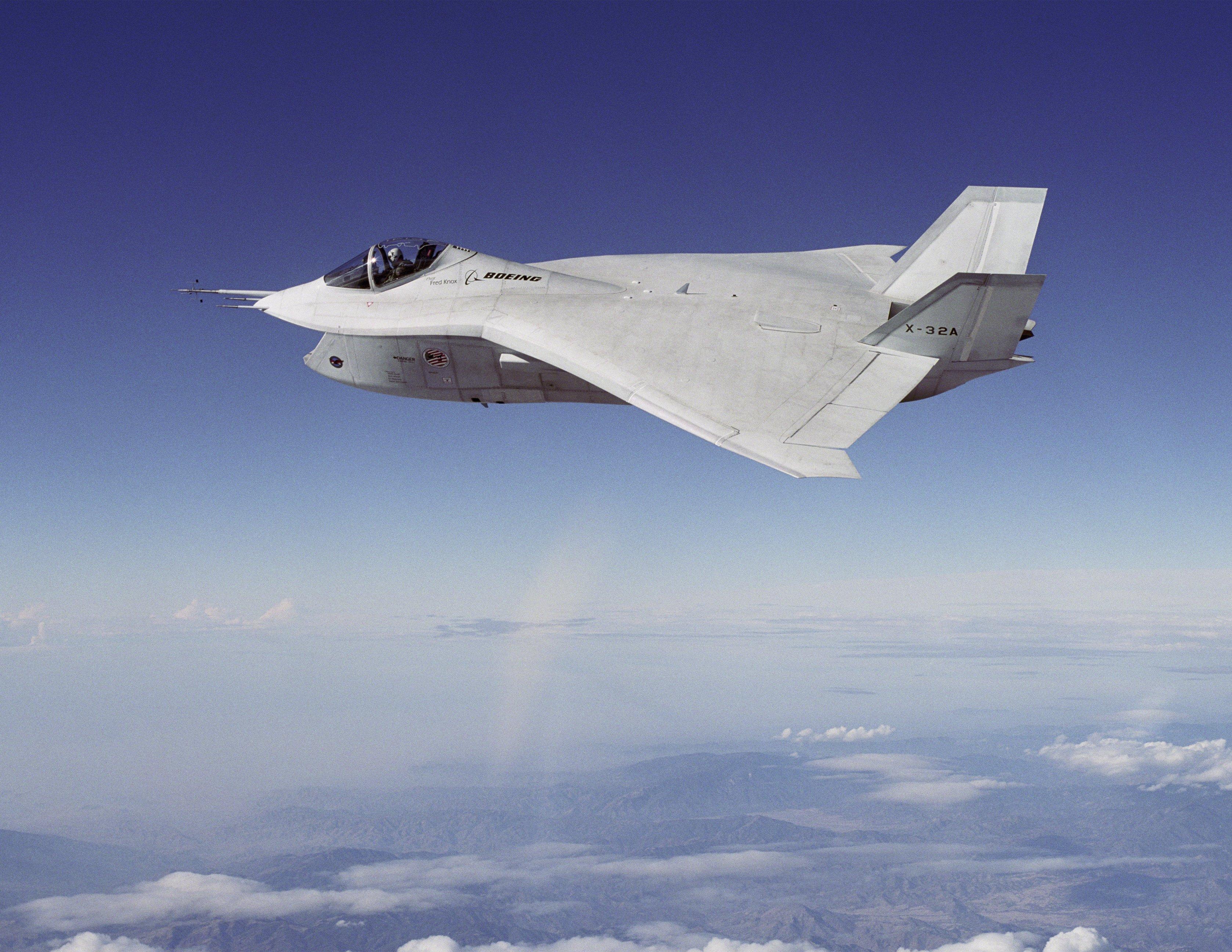 Boeing X-32 [Boeing]