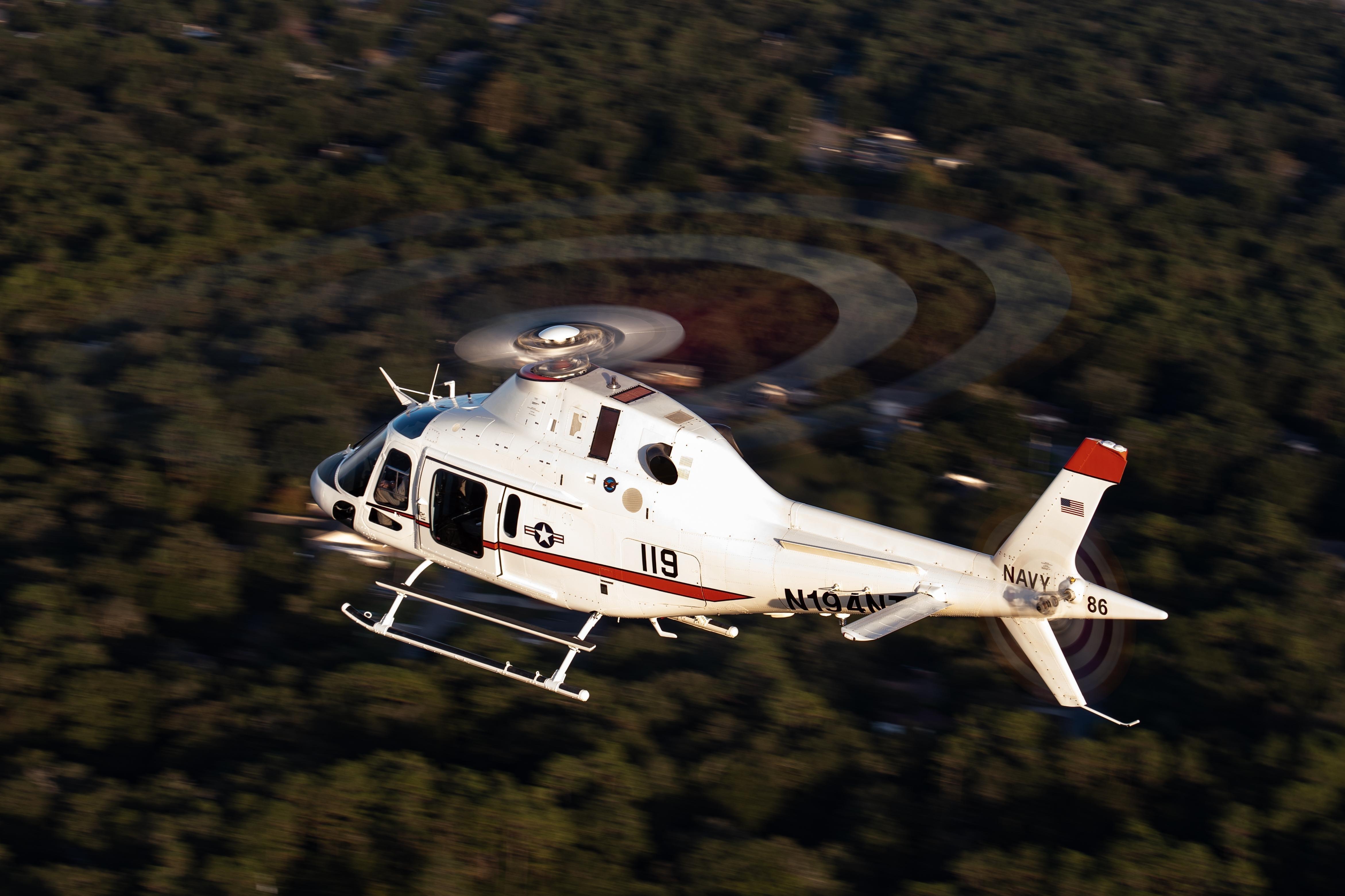TH-73A [Leonardo Helicopters]