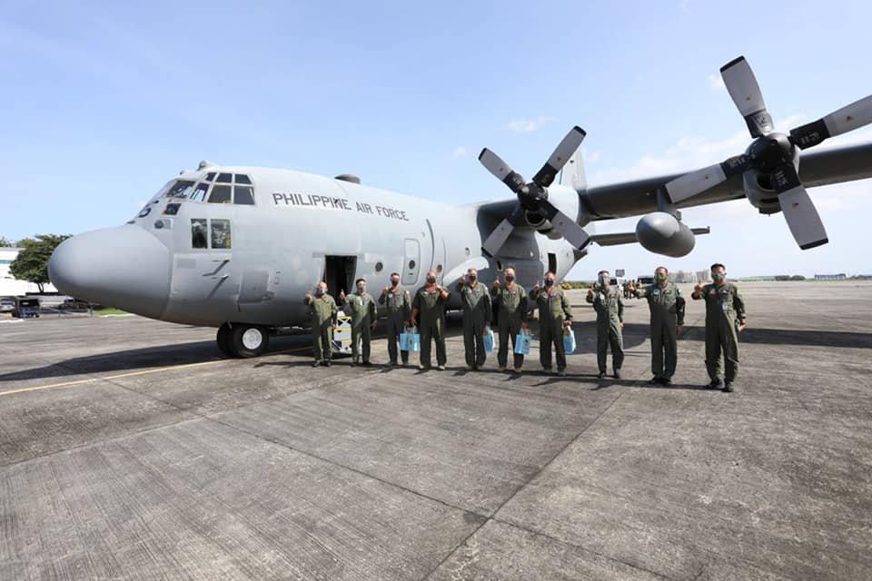 C-130H [Philippine Air Force via Facebook]