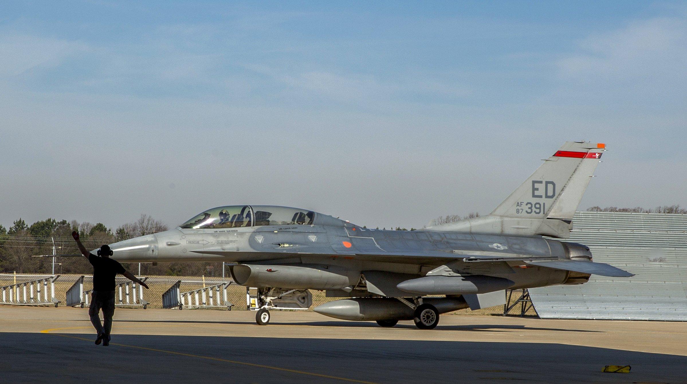 F-16D [Lockheed Martin]