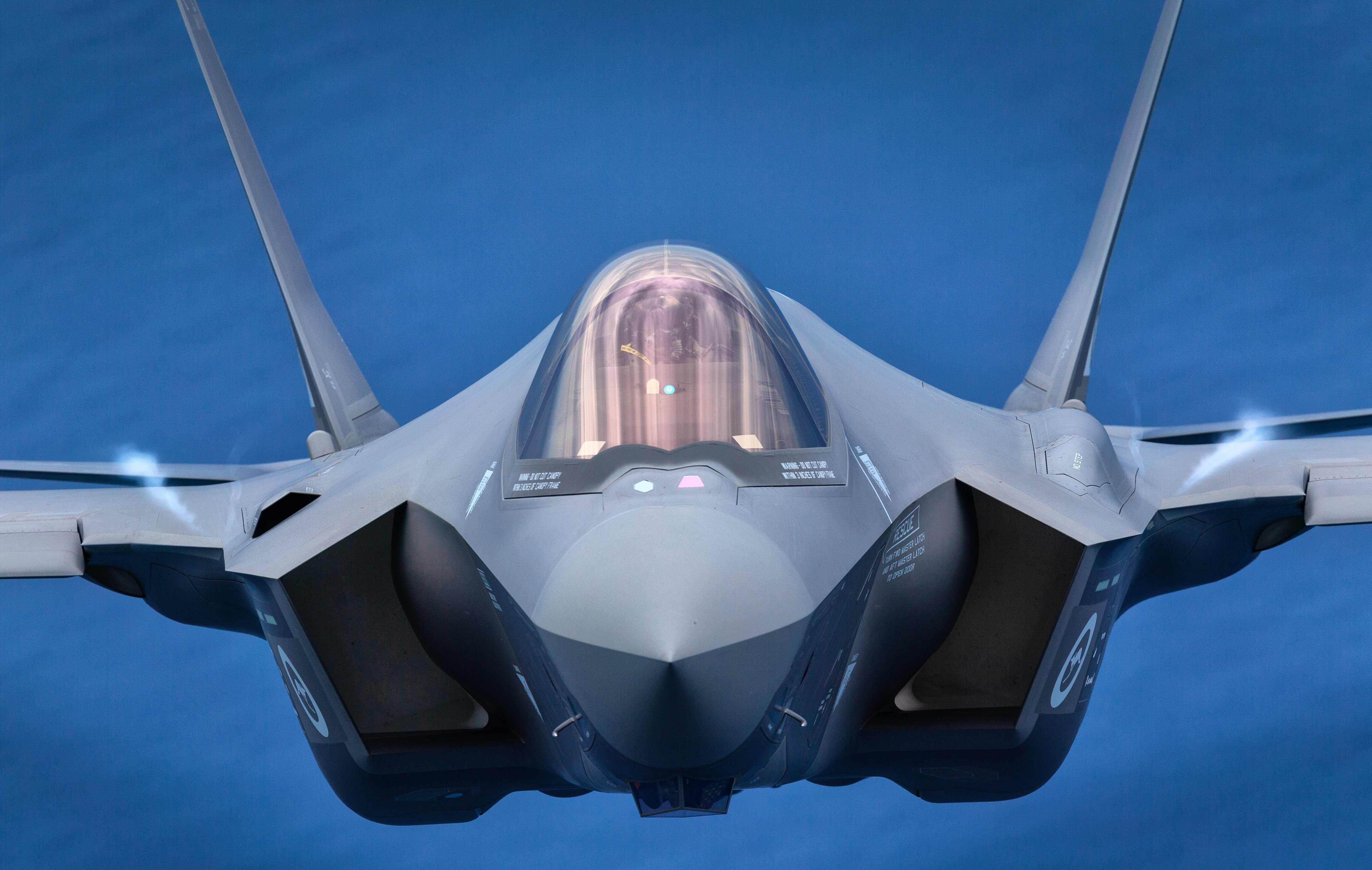 RAAF F-35A [Commonwealth of Australia - Department of Defence/Cpl David Said]