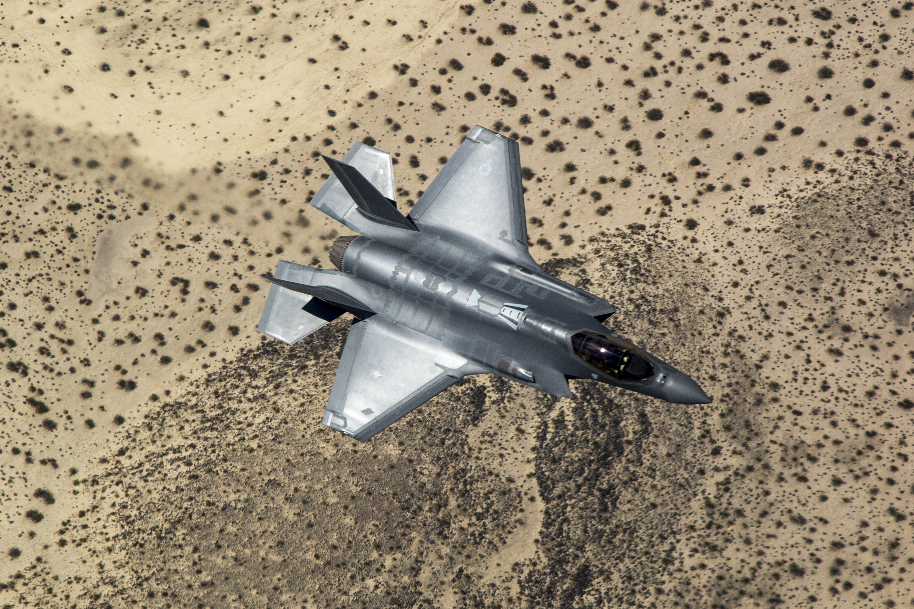 F-35A [Lockheed Martin]