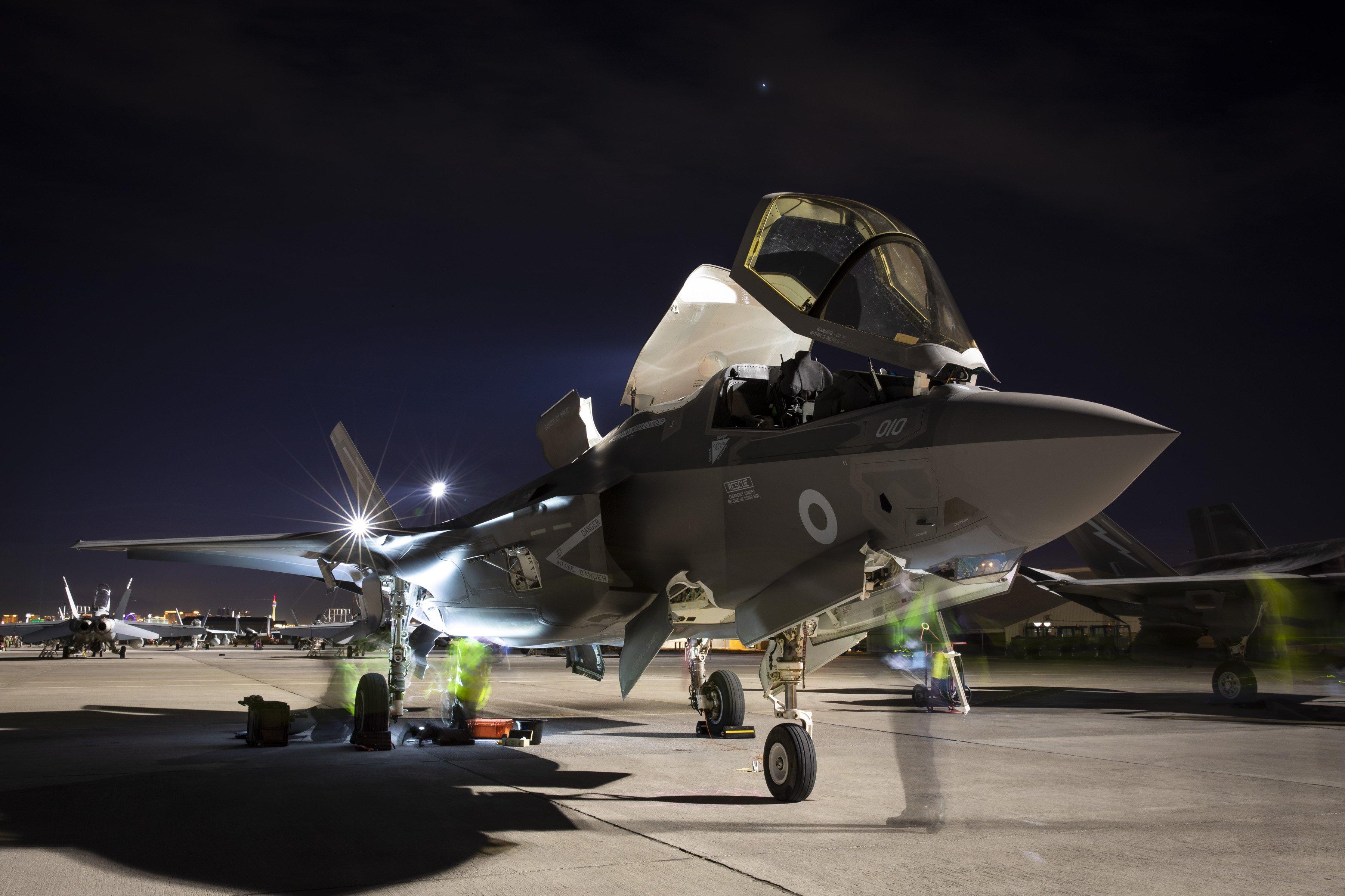 F-35B [MoD Crown Copyright/Cpl Amy Lupton]