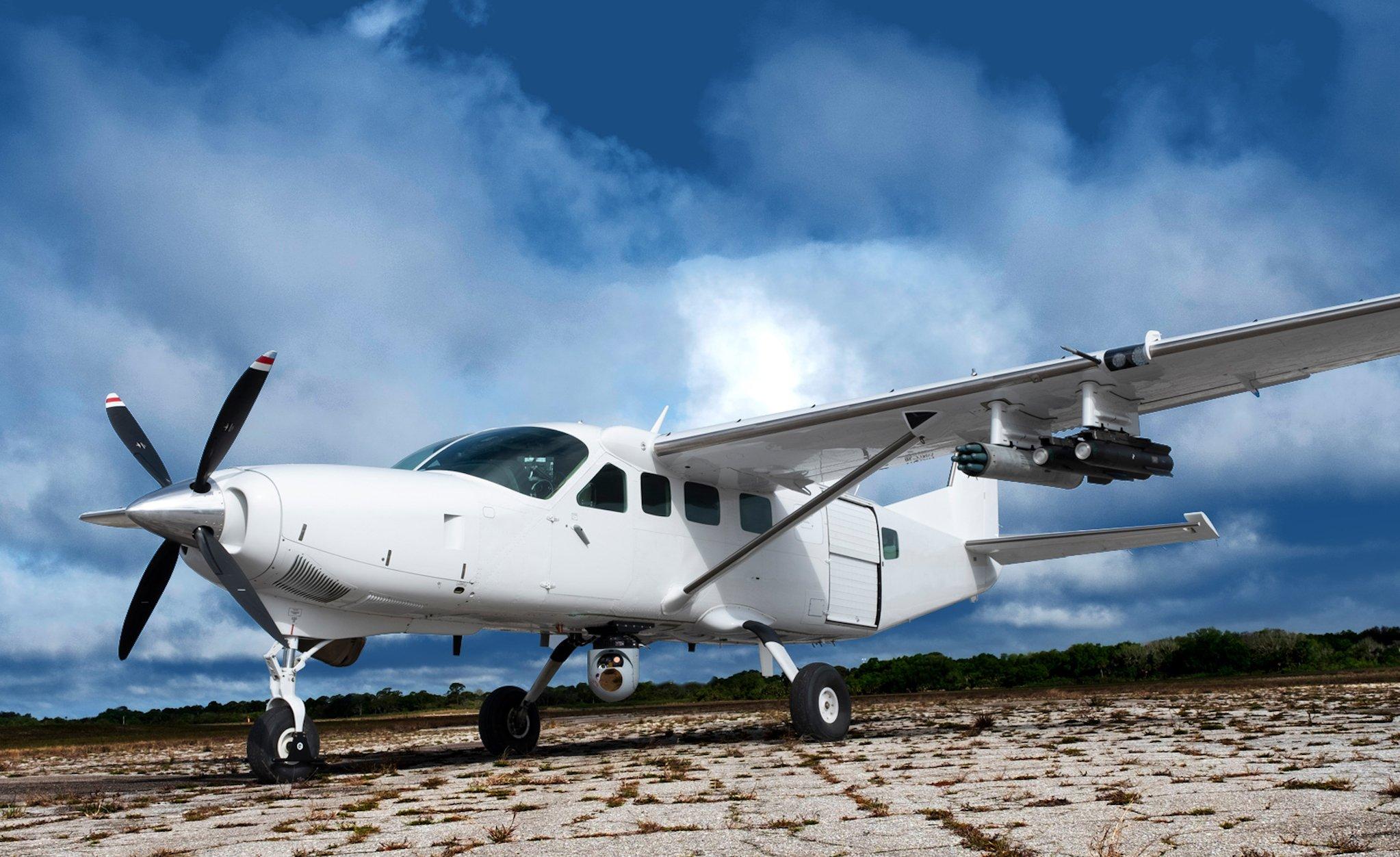 MC-208 Guardian [MAG Aerospace]