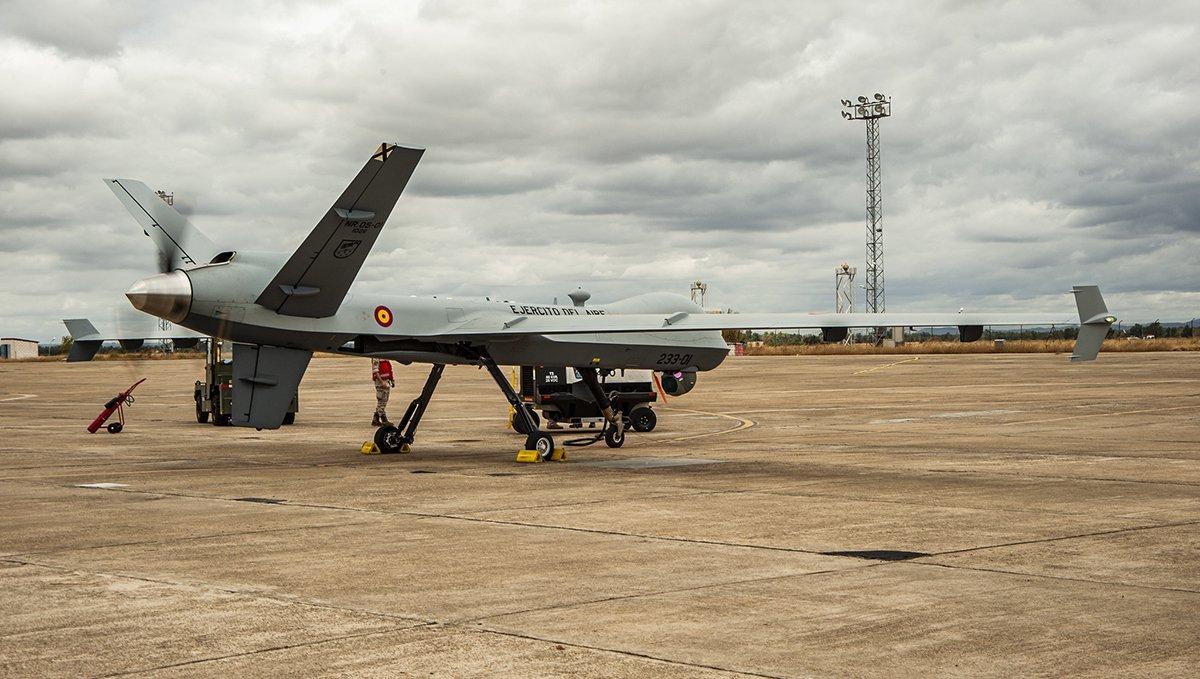 MQ-9A Block 5 [Spanish Air Force]