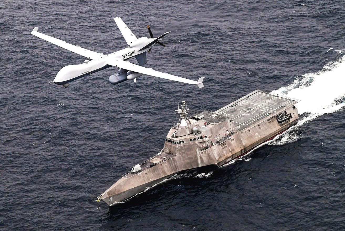 MQ-9B [US Navy/Petty Officer Shannon Renfroe]