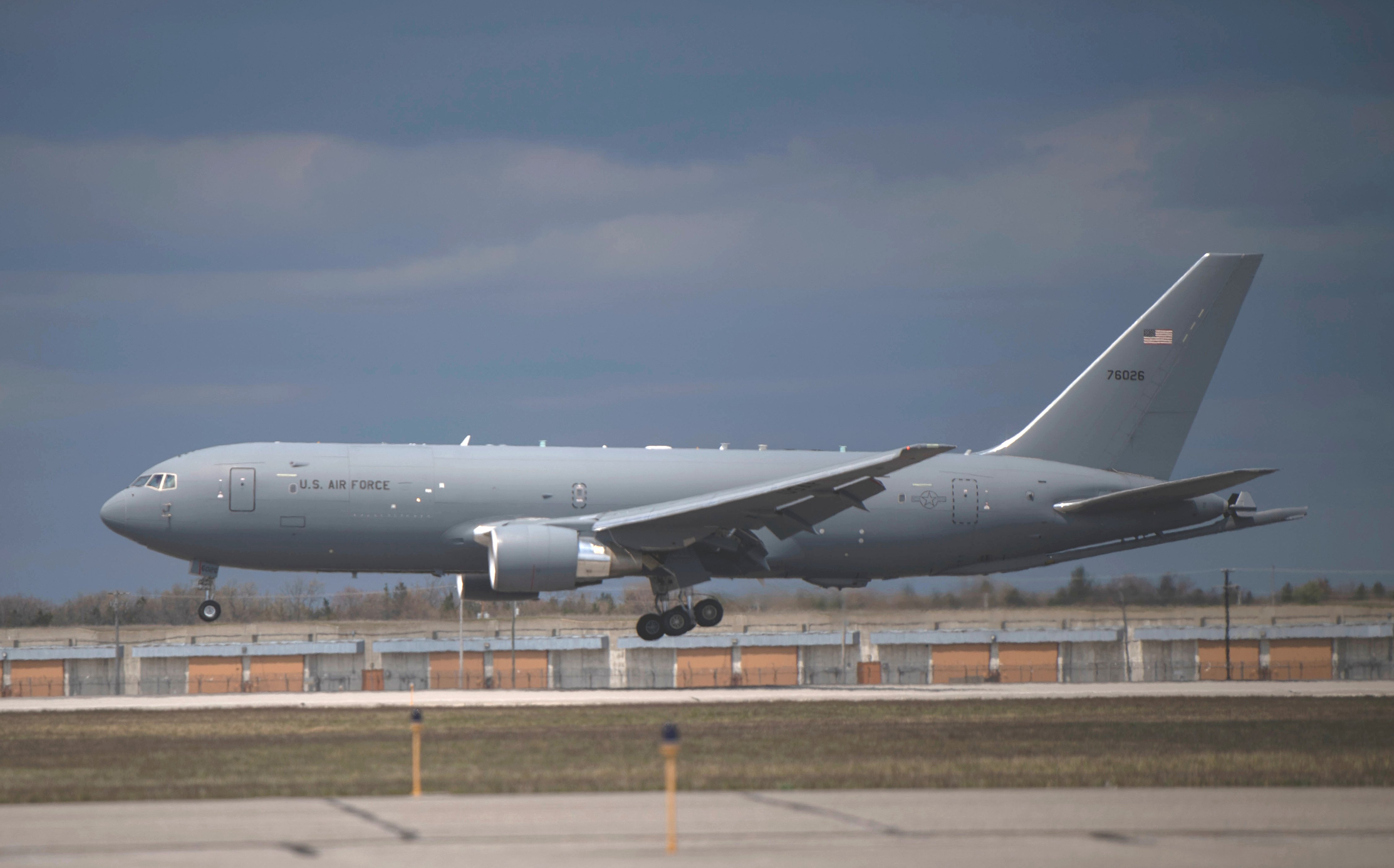 KC-46A Pegasus [USAF/Senior Airman Charles T Fultz]