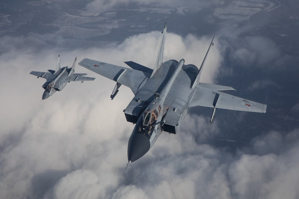 MiG-31BM [Russian MOD]