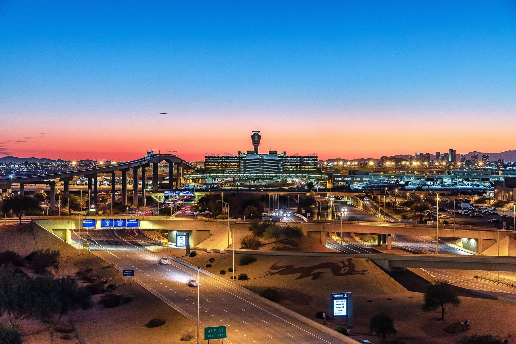 Phoenix Sky Harbour Airport