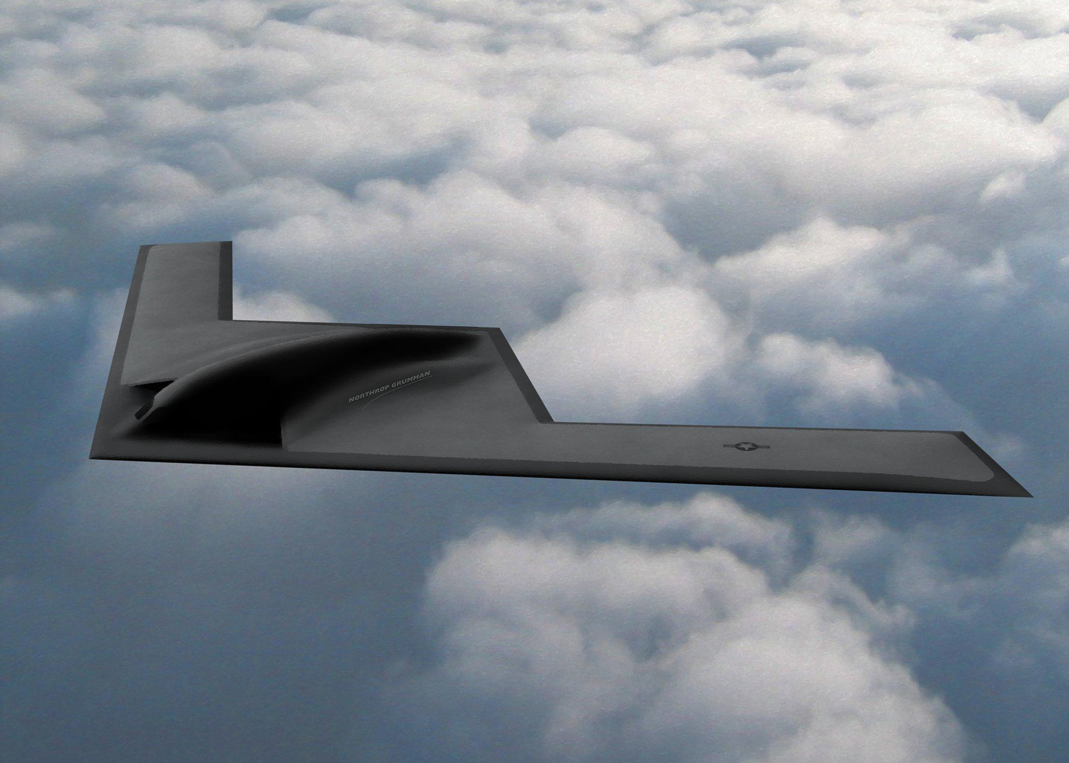B-21 Raider [Northrop Grumman]