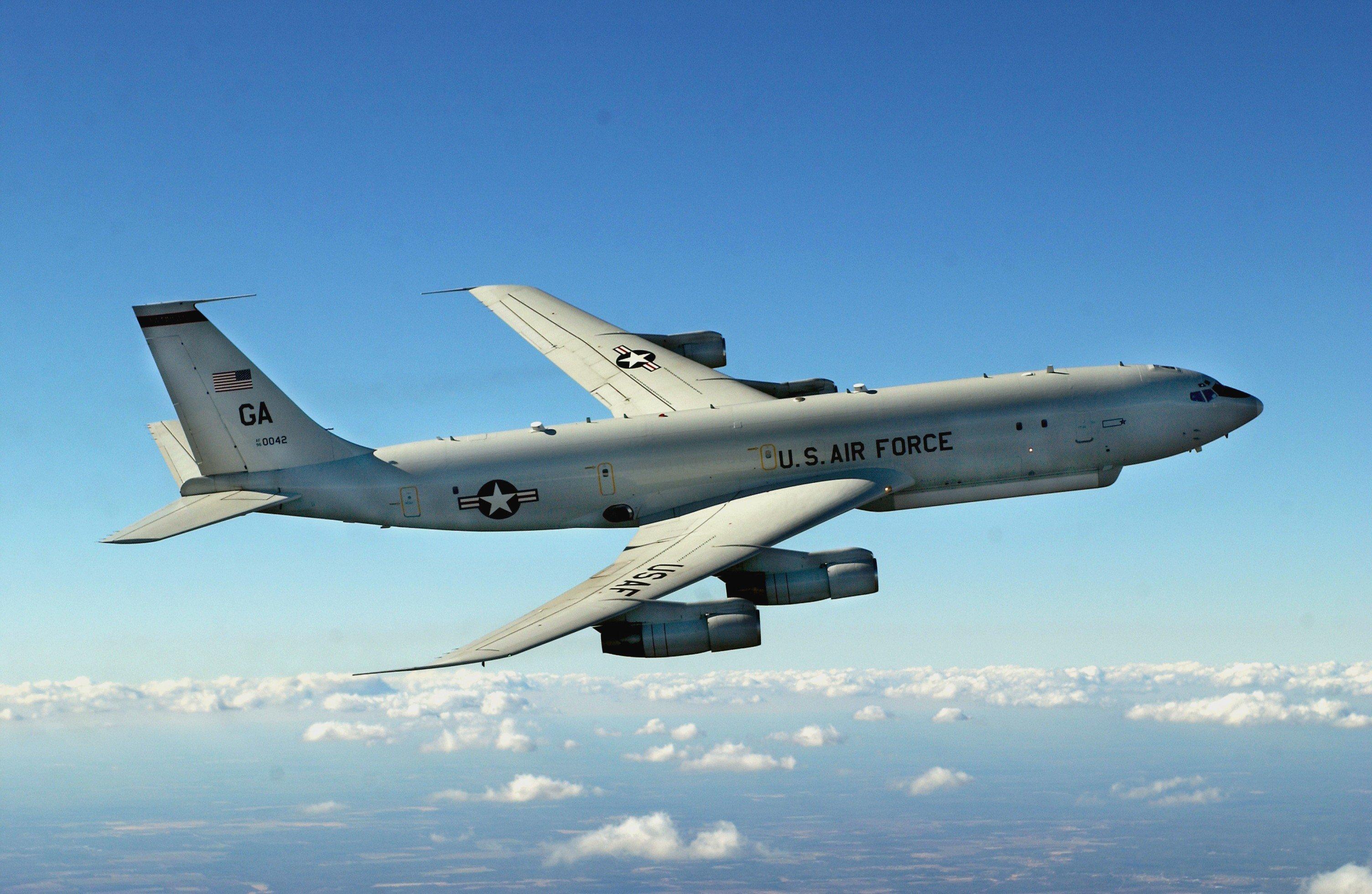 E-8C Joint STARS [Northrop Grumman]