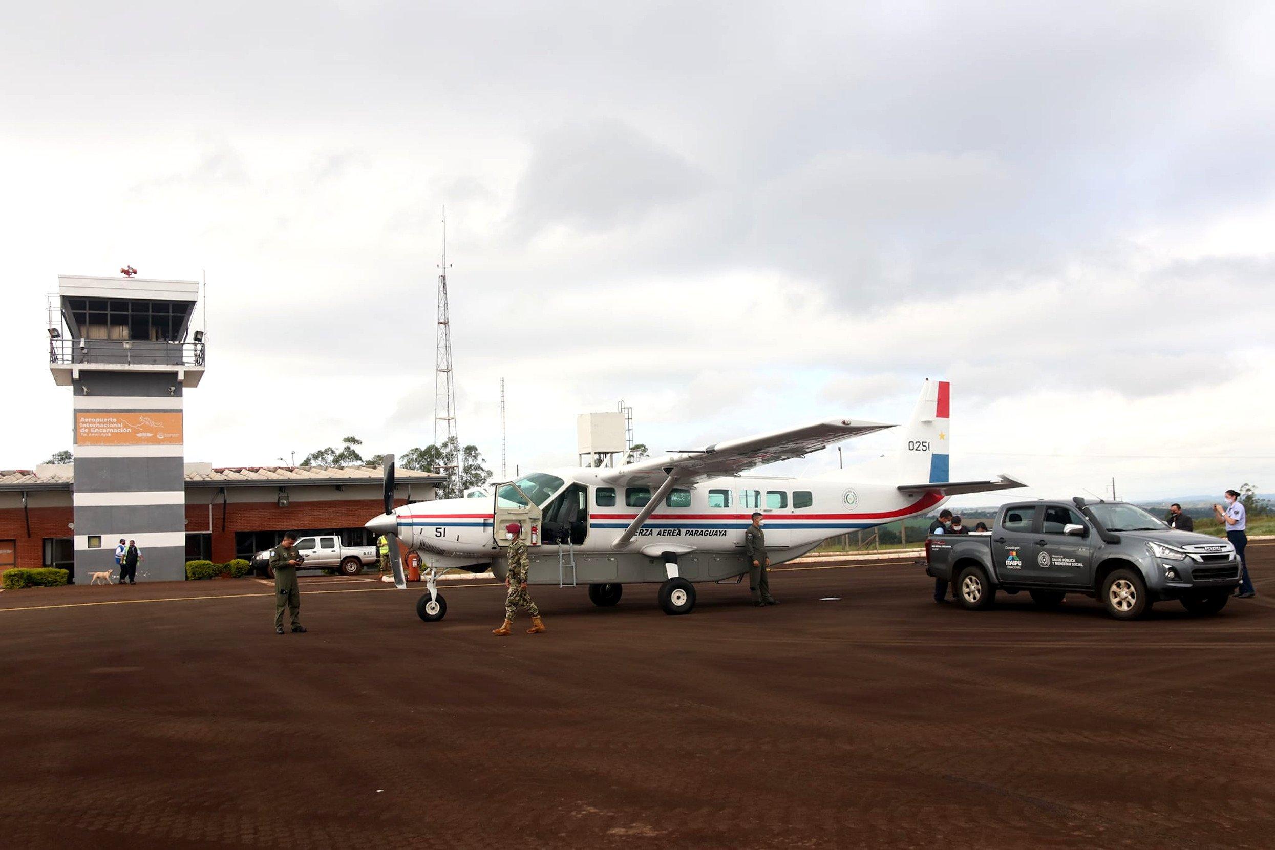 Paraguayan Cessna 208B Grand Caravan [Paraguayan Air Force]