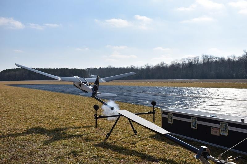 UAV Solutions Pneumatic Launch System