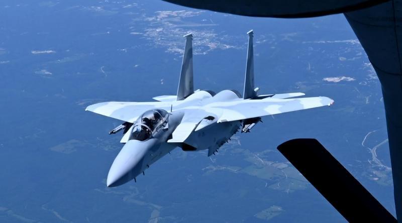 Qatar F-15QA