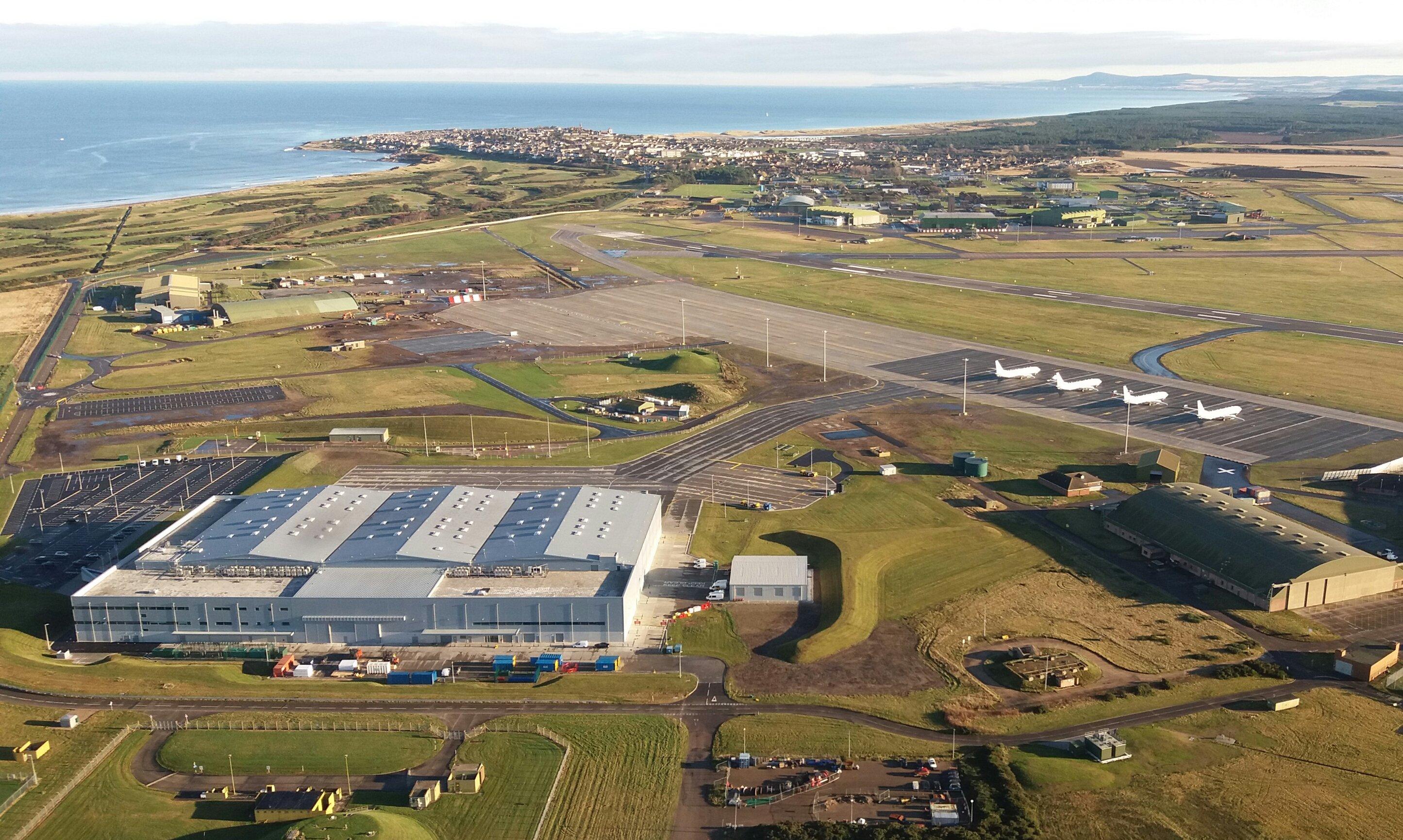 RAF Lossiemouth [MoD Crown Copyright]