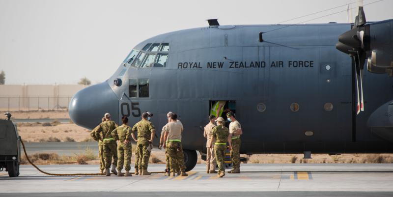 RNZAF C-130H