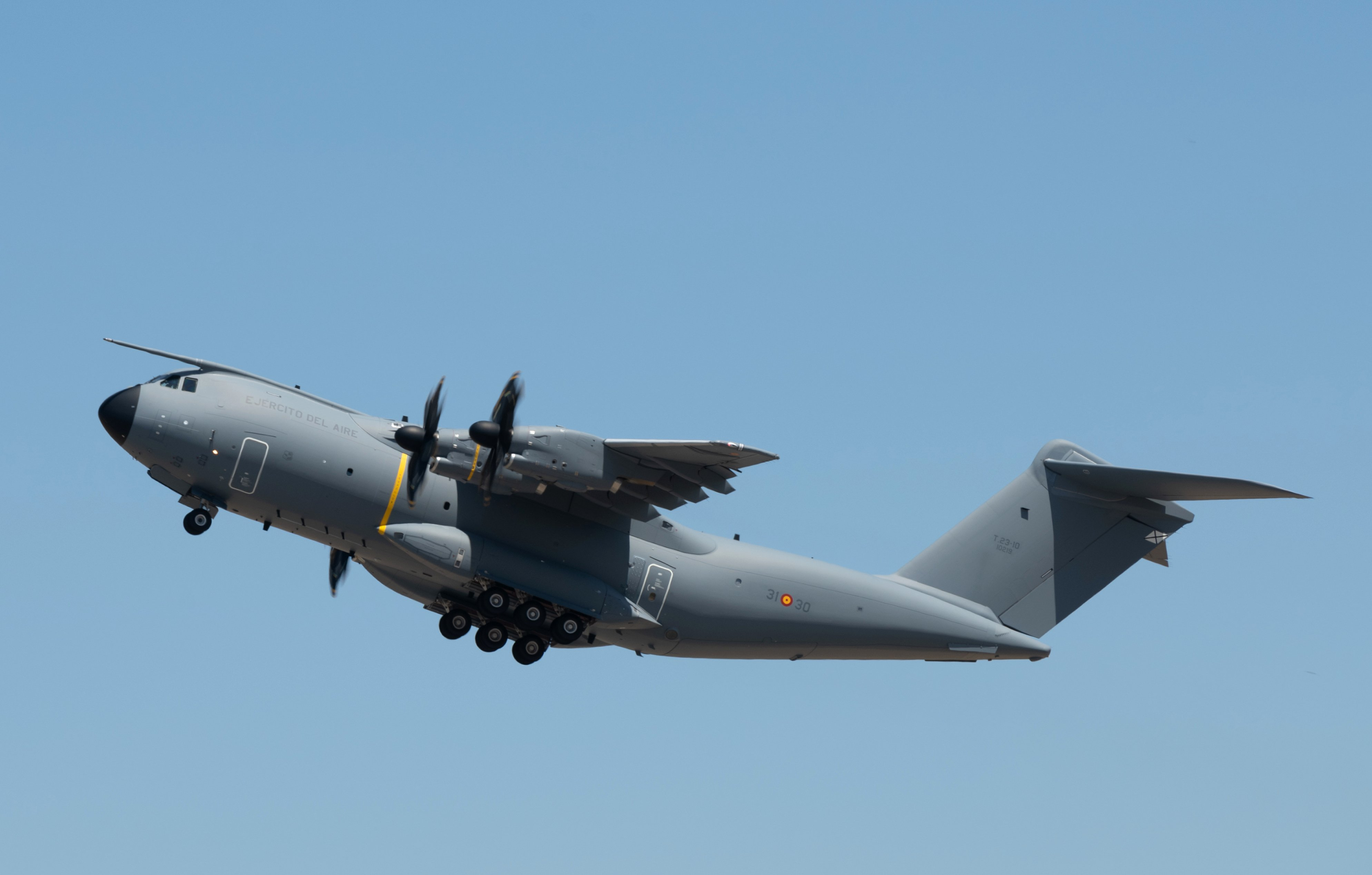 Airbus delivers 100th A400M [Airbus]