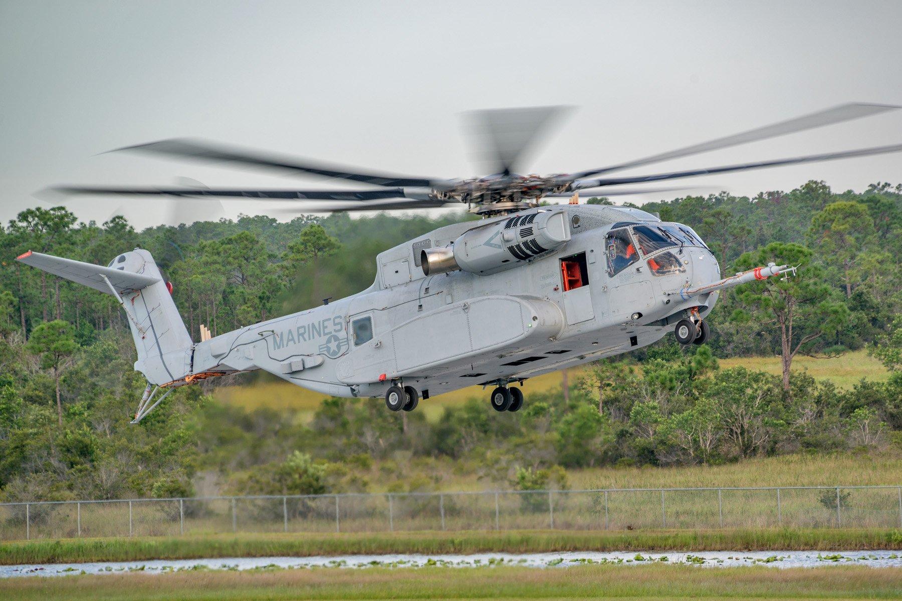 CH-53K [Lockheed Martin]