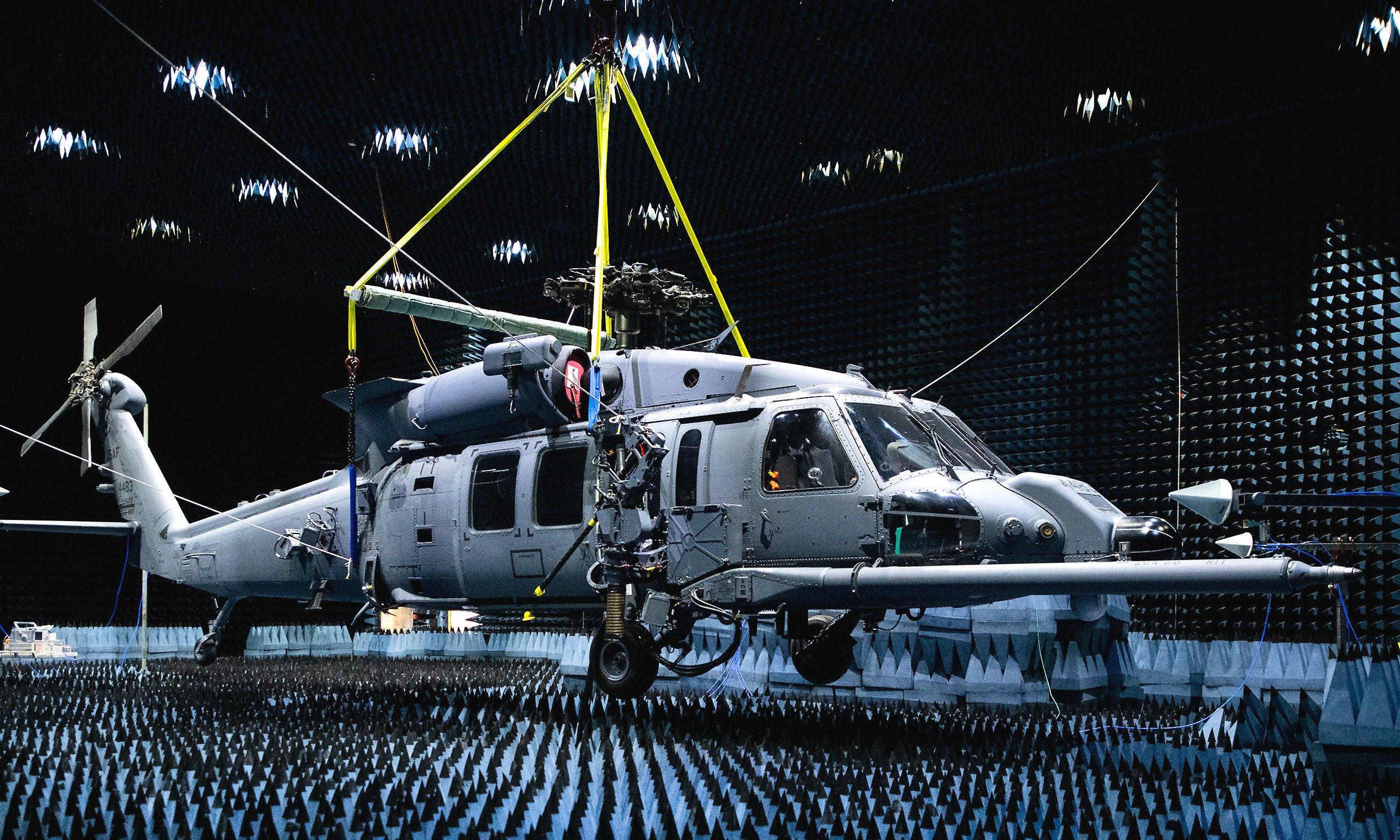 HH-60W [USAF/Samuel King Jr]