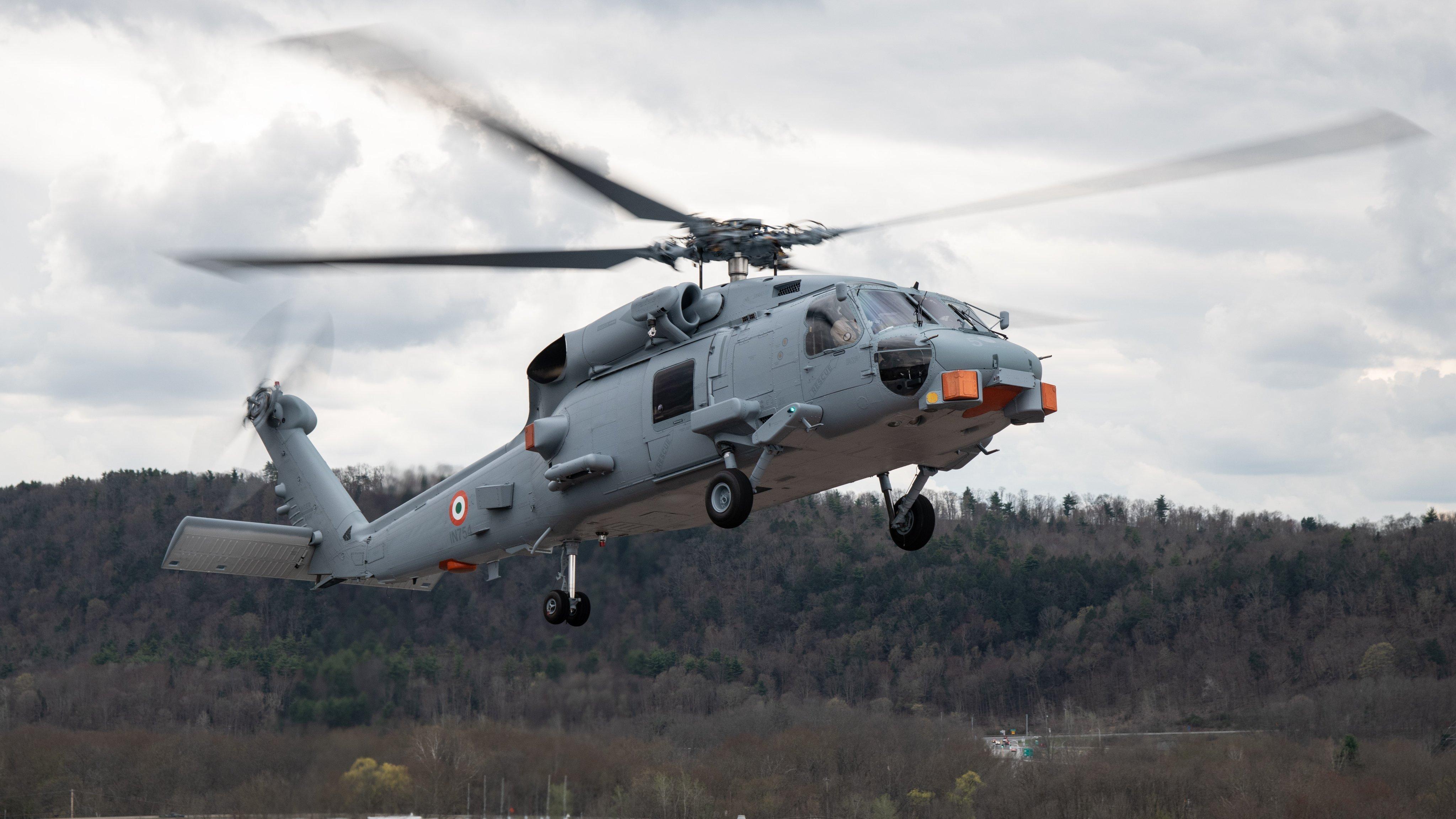 Indian MH-60R [NAVAIR]