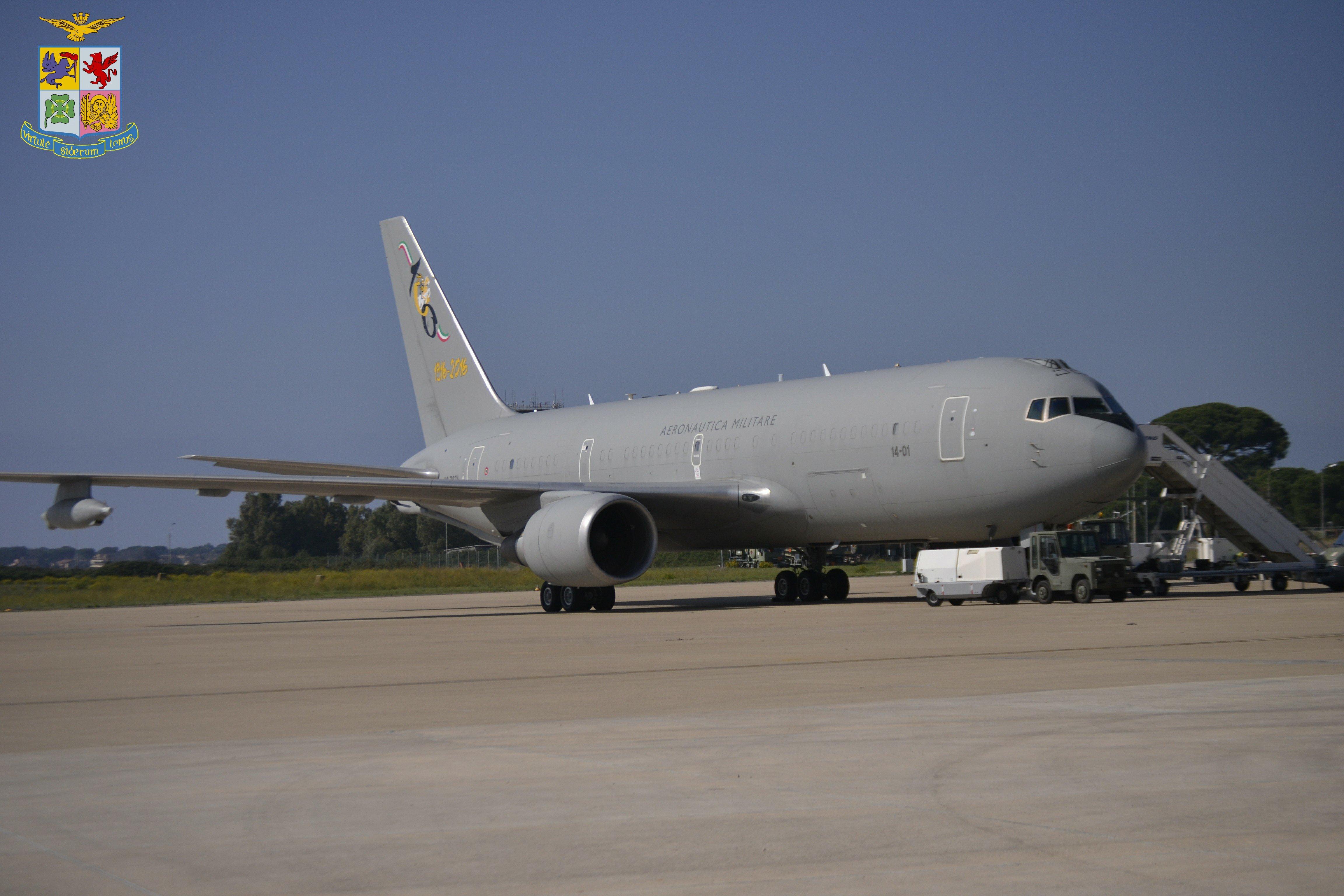 Italian KC-767A [AMI]