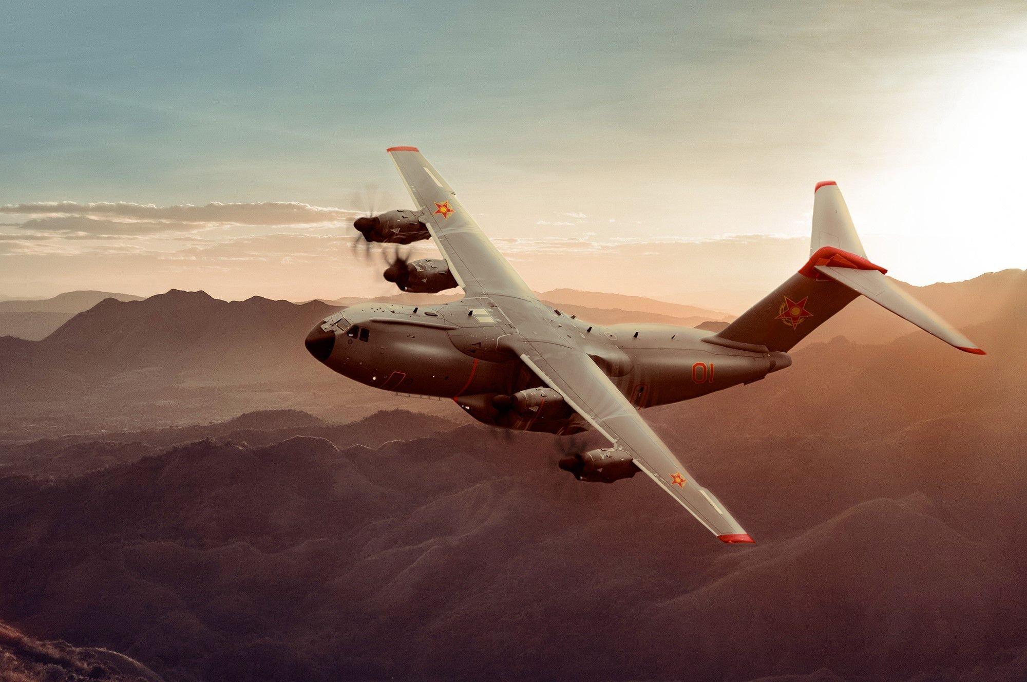 Kazakhstan orders A400Ms [Airbus]