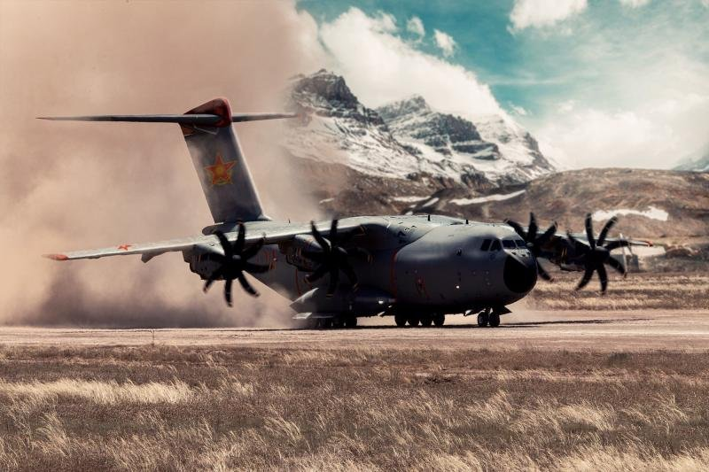 Kazakhstan has ordered two A400M transporters