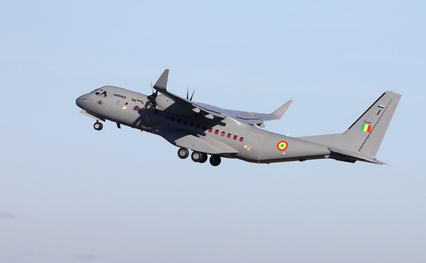 Malian C295W [Airbus]