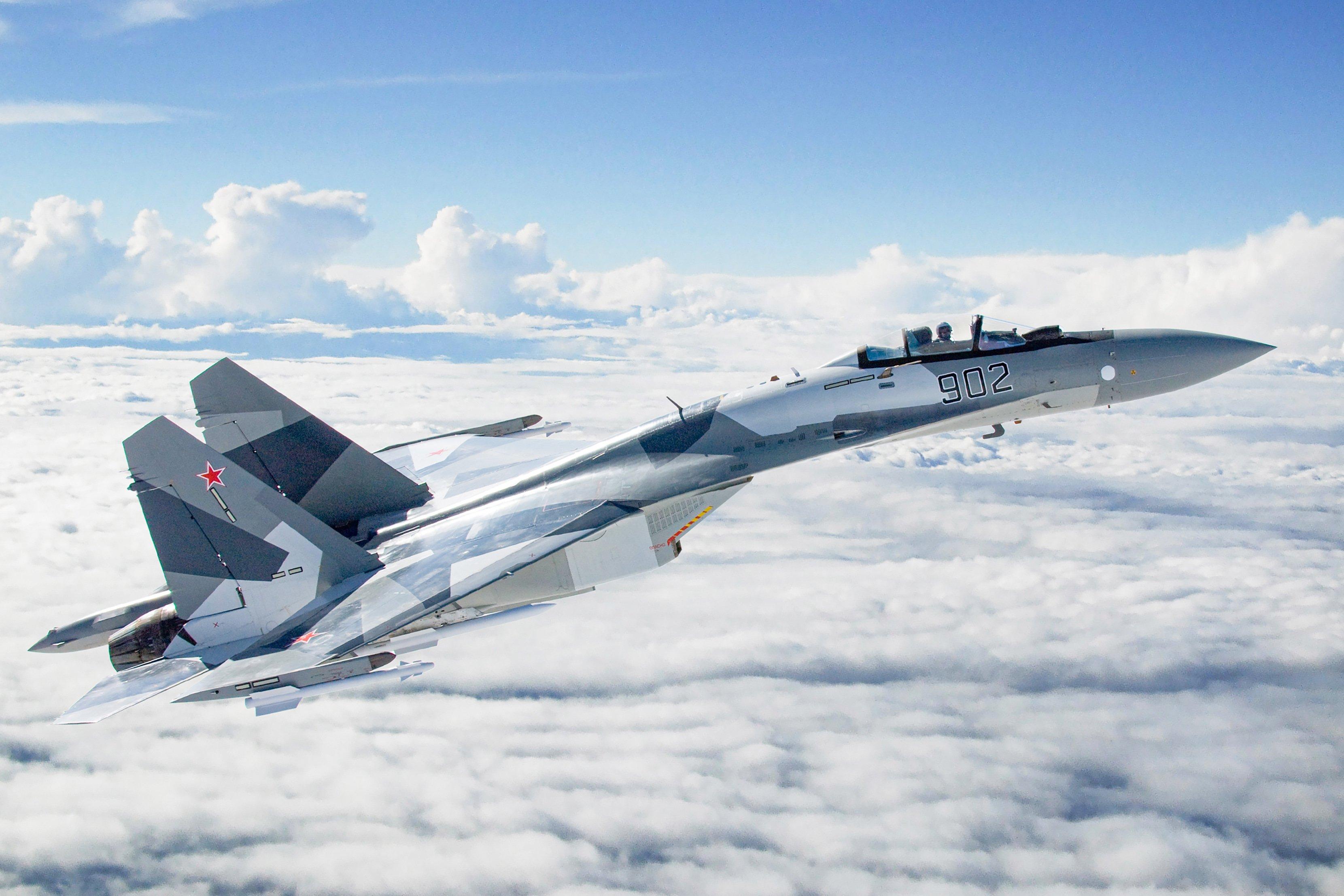 Sukhoi Su-35 [UAC]