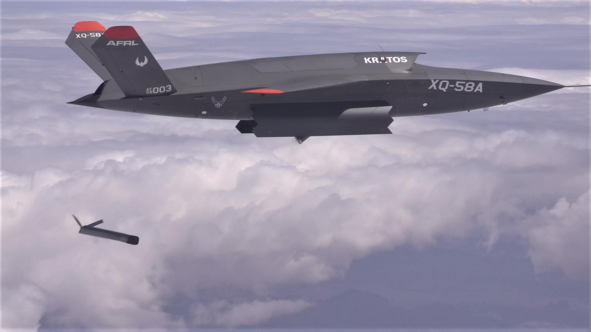 XQ-58A [USAF]