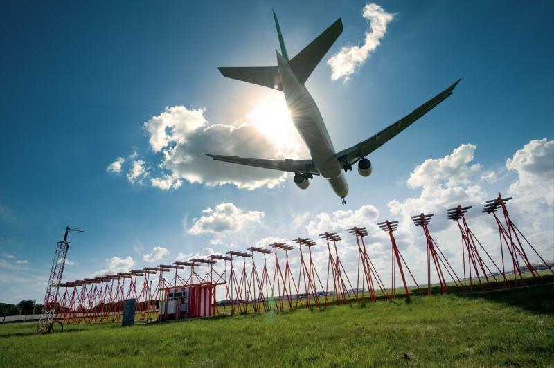 Heathrow Airport arrival