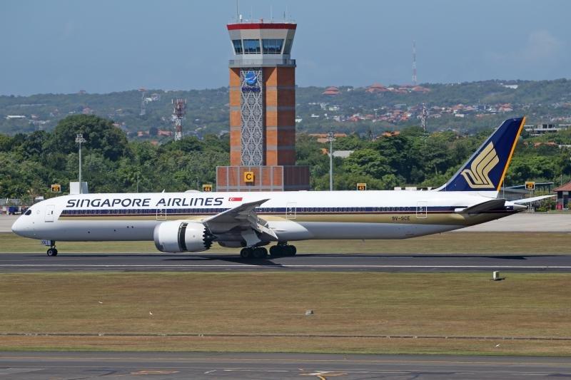 SIA Boeing 787-10