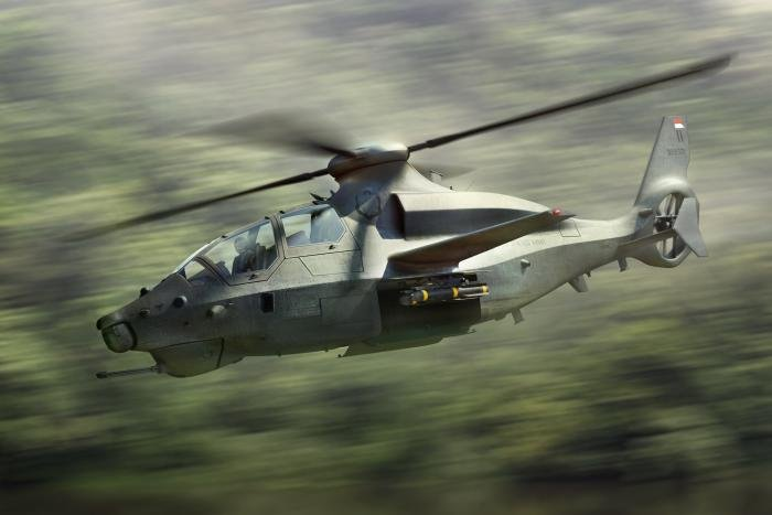 Bell 360 Invictus Concept