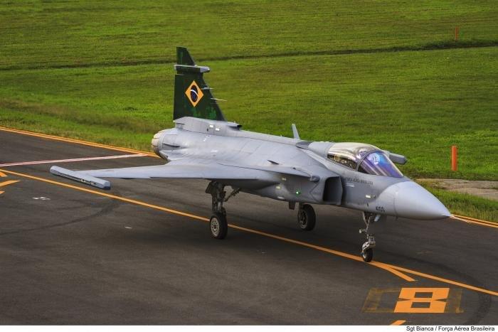 F-39 Gripen [Brazilian Air Force]