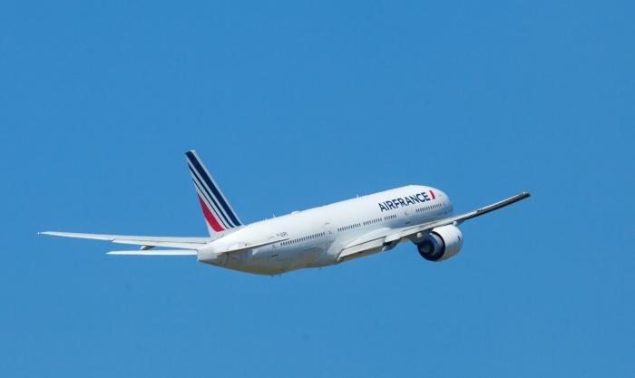 Air France SAF flight