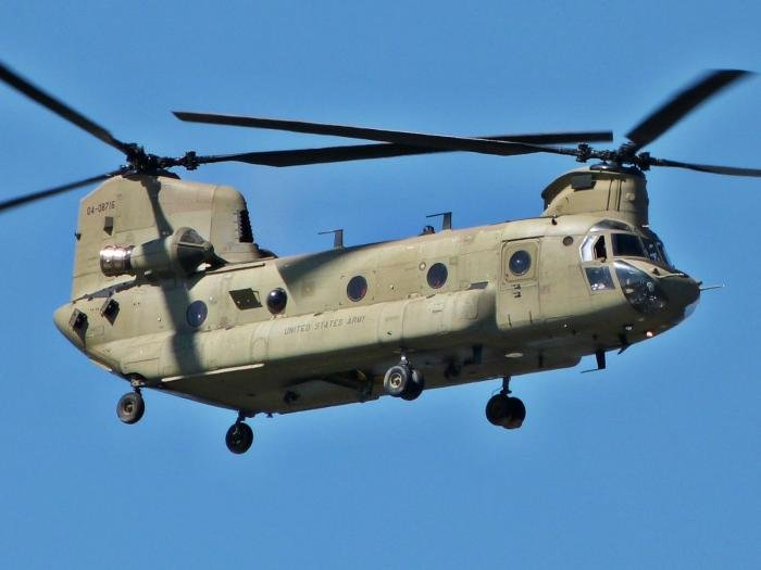 CH-47F [Khalem Chapman]