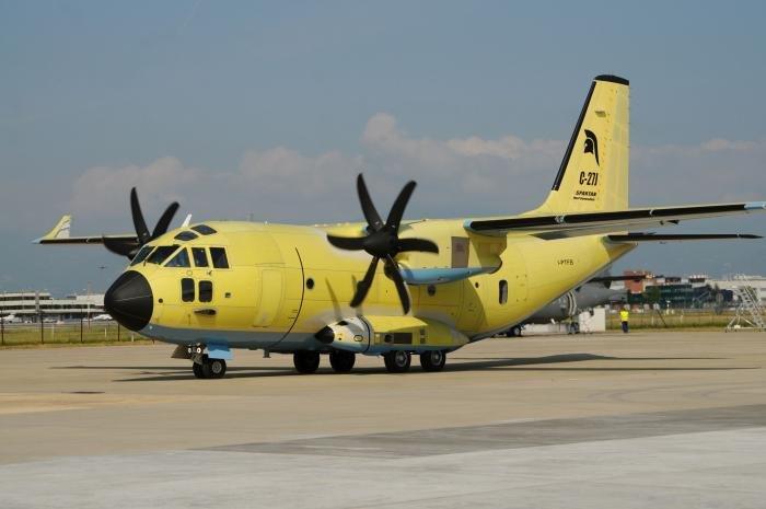 C-27J Next Gen [Leonardo]
